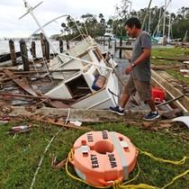 Người Việt ở Florida nhiều lo âu sau bão tan