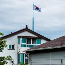 Cuộc sống tại ngôi làng Hàn Quốc sát sườn Triều Tiên