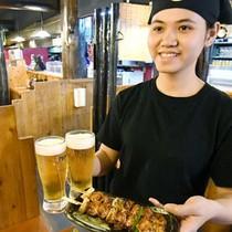 Quán ăn Nhật ngày càng ưa lao động Việt