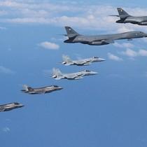 Mỹ - Hàn tập trận ném bom, răn đe Triều Tiên