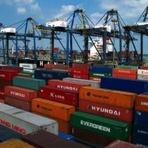 Bán đấu giá 82 container vô chủ ở cảng Cát Lái