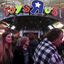 Chuỗi siêu thị đồ chơi lớn nhất Mỹ phá sản
