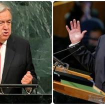 """Thế giới 24h: Tổng thư ký Liên Hiệp Quốc """"sửa lưng"""" phát ngôn gây bão của ông Trump về Triều Tiên"""
