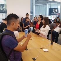 Đến Hồng Kông mua iPhone 8