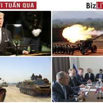 """Thế giới tuần qua: Ông Trump tuyên bố """"gây sốc"""", Triều Tiên dọa tiếp tục thử bom H"""