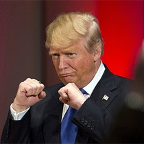 Ông Trump cáo buộc Iran hợp tác tên lửa với Triều Tiên