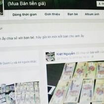 Facebook bỏ lọt nhiều nội dung giả mạo, buôn bán hàng giả, hàng cấm