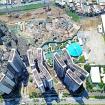 """Dự án căn hộ lớn nhất khu Nam Sài Gòn tái khởi động sau hơn 6 năm """"bất động"""""""