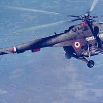 Trực thăng quân sự Ấn Độ rơi gần biên giới Trung Quốc
