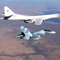 [Video] Không quân Nga giáng 182 đòn tấn công khủng bố ở Syria trong một ngày đêm