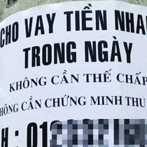 """Vay """"nóng"""" 200 triệu, mất nhà 8 tỷ ở Sài Gòn"""