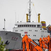Nga mở lại tuyến phà chở hàng đến Triều Tiên