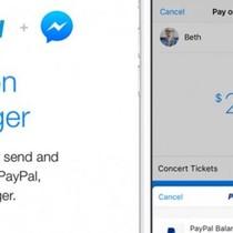 Người dùng Facebook Messenger đã có thể chuyển và nhận tiền thông qua Paypal