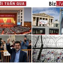 """Thế giới tuần qua: Trung Quốc tổ chức sự kiện chính trị lớn nhất năm, """"làn sóng"""" lãnh đạo trẻ tại Châu Âu"""