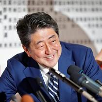 Những dấu ấn trong sự nghiệp chính trị của Thủ tướng Nhật Shinzo Abe