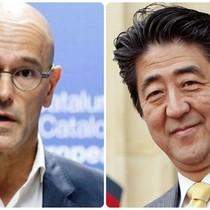"""Thế giới 24h: Catalonia không còn tuân lệnh Tây Ban Nha, ông Shinzo Abe có chiến thắng """"giòn giã"""""""