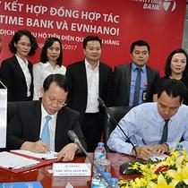 Maritime Bank triển khai dịch vụ thu hộ tiền điện trên địa bàn TP. Hà Nội