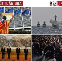 """Thế giới tuần qua: Mỹ - Nhật - Hàn """"bắt tay"""" đối phó Triều Tiên"""