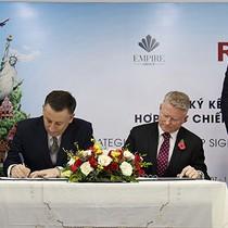 Empire Group – RCI chính thức hợp tác, mở ra cơ hội nghỉ dưỡng tiết kiệm toàn cầu cho người Việt