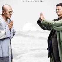 """""""Bom tấn"""" của Jack Ma bị chỉ trích là trò hề của kẻ lắm tiền, Lý Liên Kiệt nói gì?"""