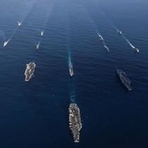 Mỹ - Nhật tập trận hải quân chung giữa căng thẳng với Triều Tiên