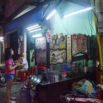 Xe mì gốc Hoa bán thâu đêm suốt sáng hơn nửa thế kỷ ở Sài Gòn