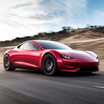 Tốc độ kỷ lục từ chiếc Roadster thế hệ thứ hai của Tesla