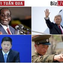"""Thế giới tuần qua: Khủng hoảng chính trị tại Zimbabwe, nhiều dự án xây đập thủy điện tỷ đô của Trung Quốc """"đổ vỡ"""""""