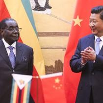 Quá trình gây dựng ảnh hưởng của Trung Quốc ở Zimbabwe