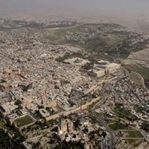 100 năm lửa máu của thành phố thiêng Jerusalem