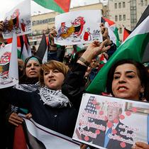 Người Palestine ở Jerusalem xem Trump là kẻ thù mới