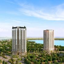 Tầm nhìn sông Hồng đắt giá của căn hộ D'. El Dorado