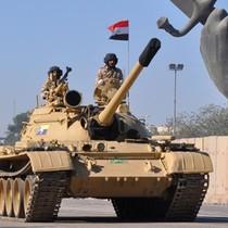 Quân đội Iraq duyệt binh mừng chiến thắng trước IS
