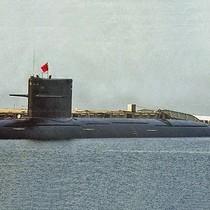 Tàu ngầm hạt nhân Trung Quốc áp sát đảo tranh chấp với Nhật