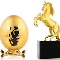 Quà tặng phong thủy dát vàng: Không cẩn thận, mất cả trăm triệu... mua hàng giả