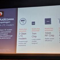 Qualcomm giới thiệu modem 2 Gbps, gợi ý chip Snapdragon 855 cho mạng 5G
