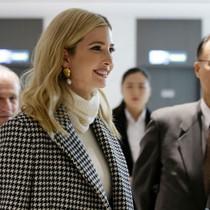 Ivanka đến Hàn Quốc, cạnh tranh sức hút với em gái ông Kim Jong Un