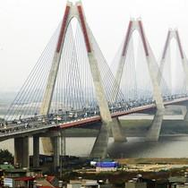 Hạ tầng giao thông tạo đòn bẩy cho các dự án bất động sản Hà Nội