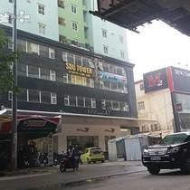 Cao ốc 143 Trần Phú cho dân vào ở khi chưa đủ điều kiện về phòng cháy chữa cháy