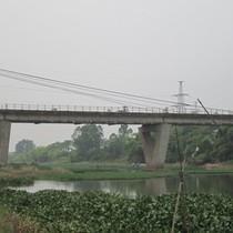 Hà Nội xây mới cầu qua sông Đáy