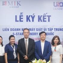 MIK Group và USA Laundry ký kết hợp tác thành lập liên doanh nhà máy giặt ủi tập trung tại Phú Quốc