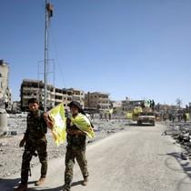 IS bị đánh bại tại cứ địa Raqqa ở Syria