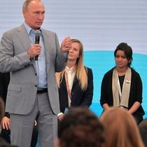 Ông Putin nói về công nghệ sẽ khủng khiếp hơn quả bom nguyên tử