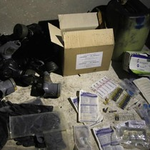 Syria-Iraq: Phá hủy nhiều kho vũ khí hóa học của IS