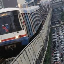Hệ thống giao thông công cộng Bangkok là mô hình lý tưởng cho toàn Đông Nam Á?