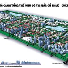 Hà Nội điều chỉnh cục bộ quy hoạch khu vực Bắc Cổ Nhuế - Chèm