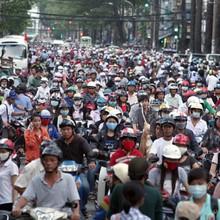 TP.HCM đề xuất tiêu chí xác định ùn tắc giao thông