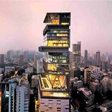 Ngôi nhà đắt nhất thế giới của tỷ phú Ấn Độ