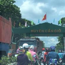 """TP.HCM chính thức """"bác tin"""" 3 huyện Bình Chánh, Hóc Môn, Nhà Bè sẽ lên quận"""
