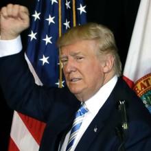 Chân dung Tổng thống Mỹ mới đắc cử Donald Trump